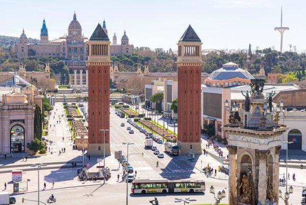 Les sites touristiques les plus proches de l'aéroport de Barcelone